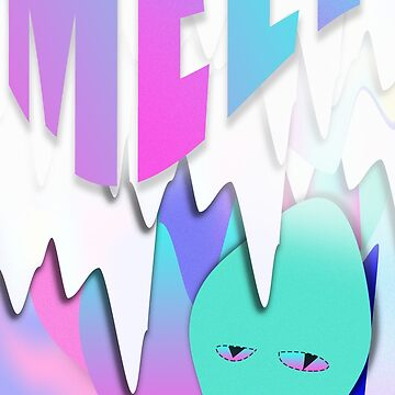 Melt Alien by hftg