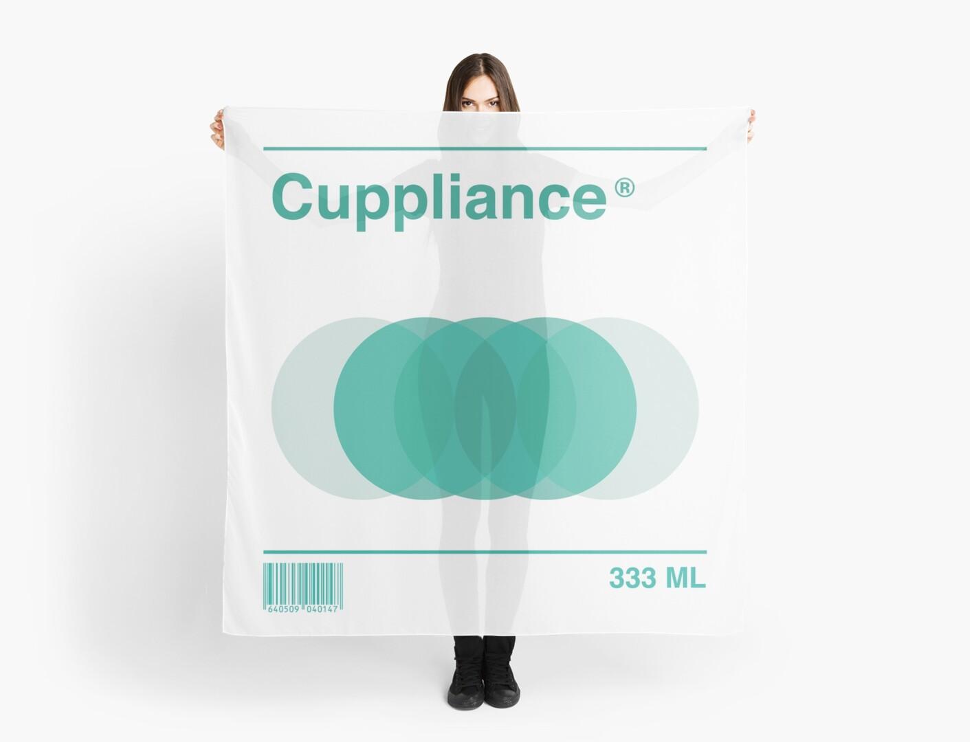 Black Mirror - Cuppliance by Michele Valerio