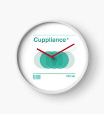Black Mirror - Cuppliance Clock