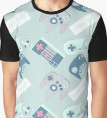Controllers - Aquatic Graphic T-Shirt