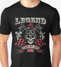Legends Are Born In 1982 - 35th Birthday Unisex T-Shirt