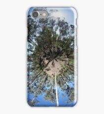 forest planet iPhone Case/Skin