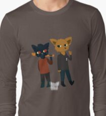 duo in the woods Long Sleeve T-Shirt