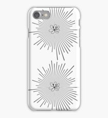 Beam Flower iPhone Case/Skin