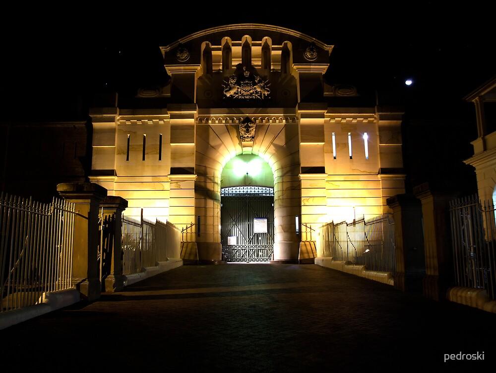 Bathurst Gaol by pedroski