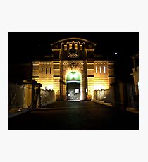 Bathurst Gaol Photographic Print