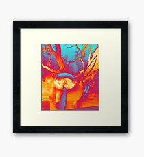 field of view   Framed Print