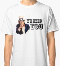 uncle sam Classic T-Shirt