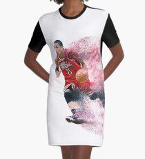 Sandstorm Derrick Rose Graphic T-Shirt Dress