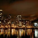 Vancouver Nights by Wayne King
