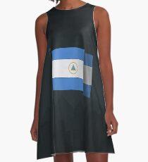 Nicaragua A-Line Dress