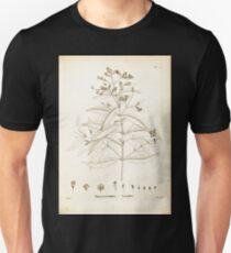 Novæ Hollandiæ plantarum specimen Jacques Julien Houton Labillardière 1806 157 Unisex T-Shirt