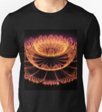 In fire Unisex T-Shirt