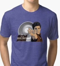 Into MK's Badlands Tri-blend T-Shirt