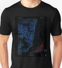 USGS TOPO Map Iowa IA Kingston 174932 1964 24000 Inverted Unisex T-Shirt