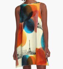 Paris Joy A-Line Dress