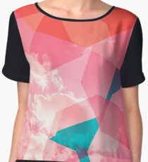 WORLD OF DREAMS Chiffon Top