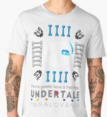 Sans - Undertale Men's Premium T-Shirt