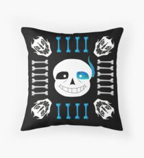 Sans - Undertale Throw Pillow