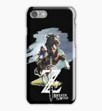 Zelda Breath of the Wild iPhone Case/Skin