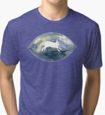 Northern Light Snowhare Tri-blend T-Shirt