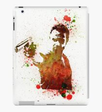 Rick Grimes Walking Dead with Colt iPad Case/Skin