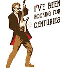 Doctor Who - Rocking for Centuries  by RaggdyMan