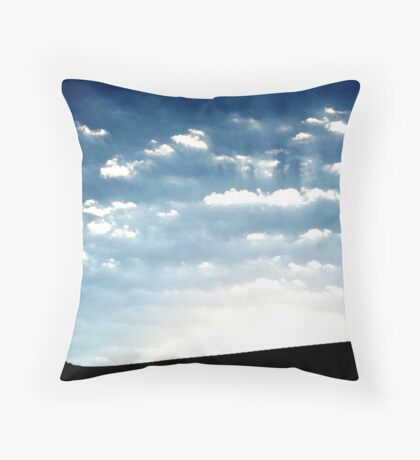 Make it a Great Day! Throw Pillow