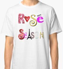 Rosé Season Time - Start Wine Season Now Classic T-Shirt