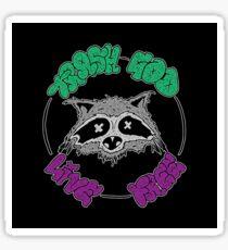 TRASH GOD - Original Design Sticker