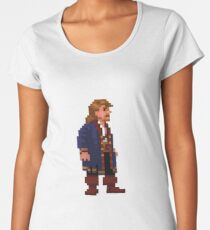 Guybrush Threepwood Women's Premium T-Shirt