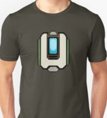 Overwatch Bastion Pixel Art  Unisex T-Shirt
