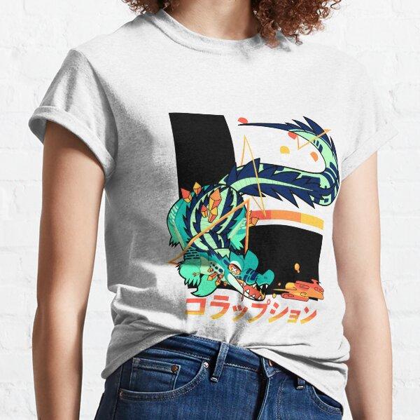 Crocodile: CORRUPTION Classic T-Shirt