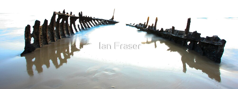 Dream Scape. by Ian Fraser