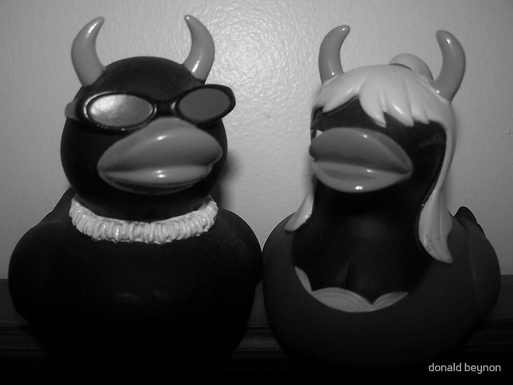 evil ducks by donald beynon