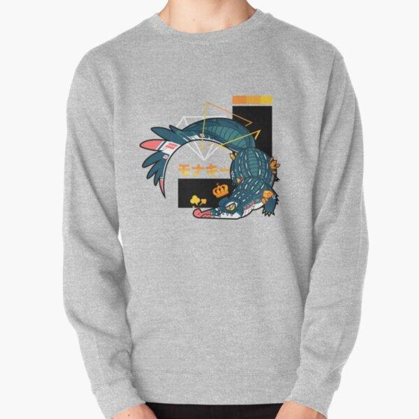 Gharial: MONARCHY Pullover Sweatshirt