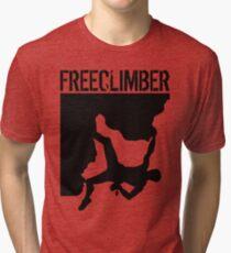Freeclimber Tri-blend T-Shirt