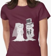 I Do Womens Fitted T-Shirt