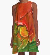 Lapeda Textile Art - 11 A-Line Dress