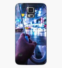 From my Umbrella at Shibuyacrossing at night Case/Skin for Samsung Galaxy