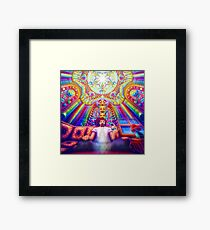 The D33MST3R Framed Print