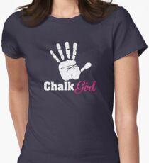 Climbing: Chalk Girl T-Shirt