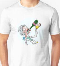 Mad Scientist Unisex T-Shirt