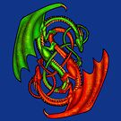 Entwined Dragons by Rose Gerard