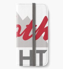 Hoth Light Beer iPhone Wallet/Case/Skin