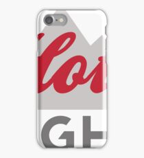 Hoth Light Beer iPhone Case/Skin