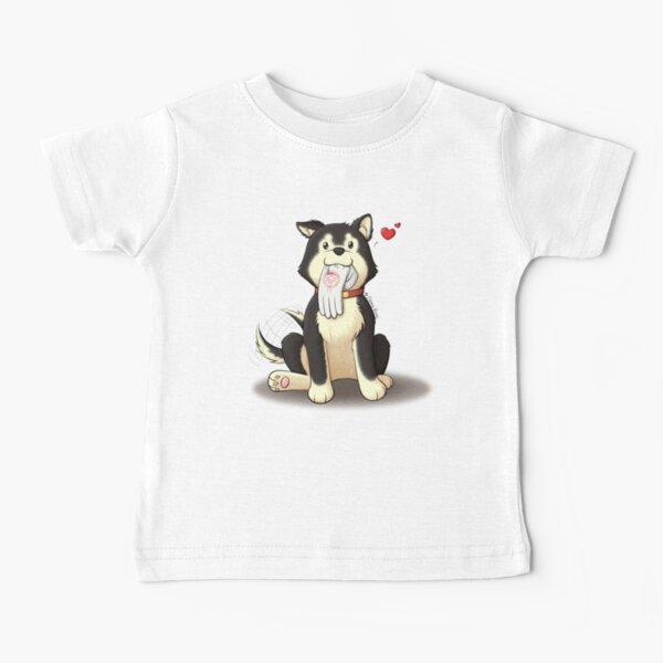 Black Hayate Baby T-Shirt