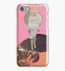 'Lie Land' Collage Piece iPhone Case/Skin