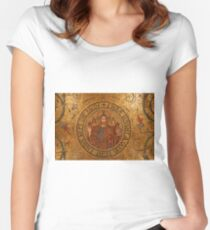 Godly Gold Women's Fitted Scoop T-Shirt