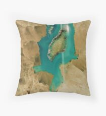 Images from a Crystal Rock #11 Throw Pillow